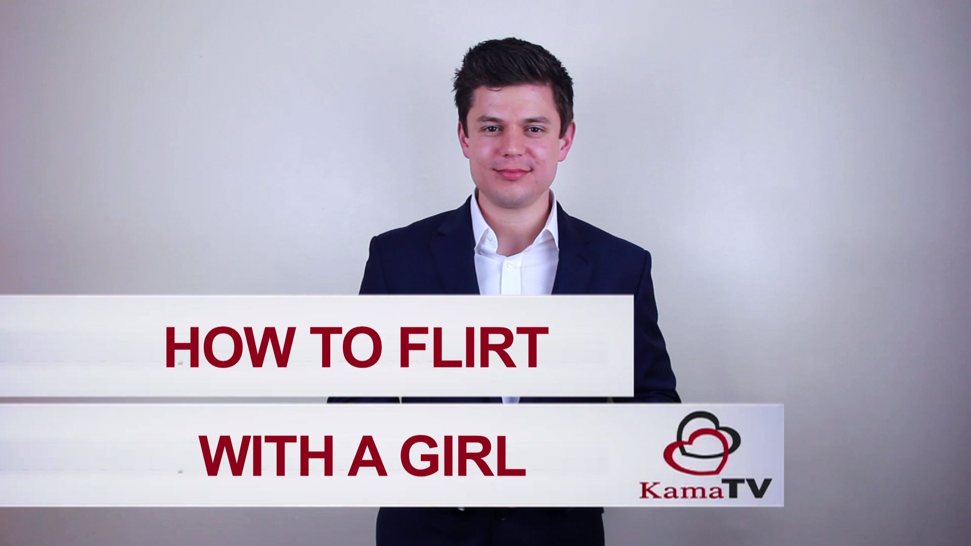 How to flirt with a girl