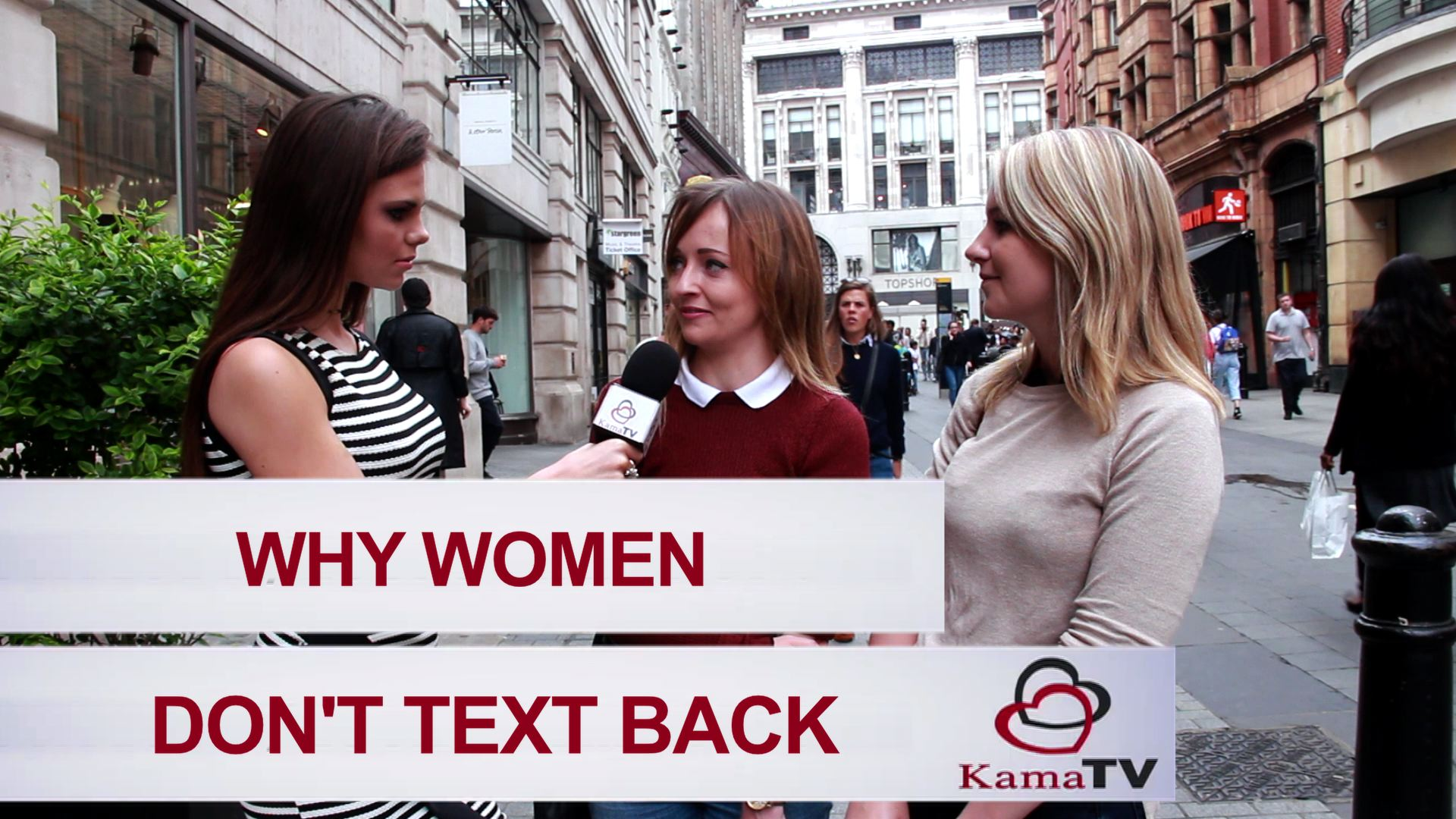 Why women don't text back,why girls dont text back,girl not texting back
