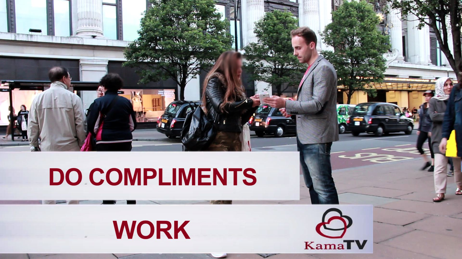 Do compliments work