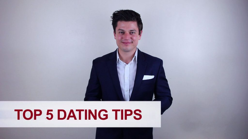Dating tips for men