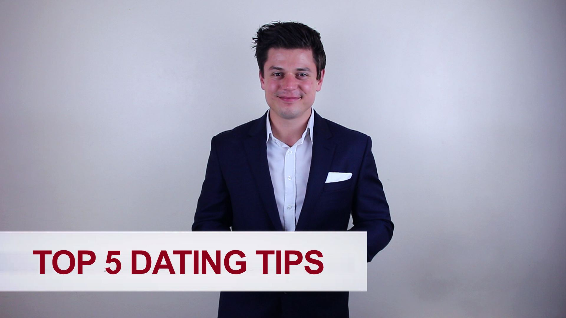 Top 5 Dating Tips