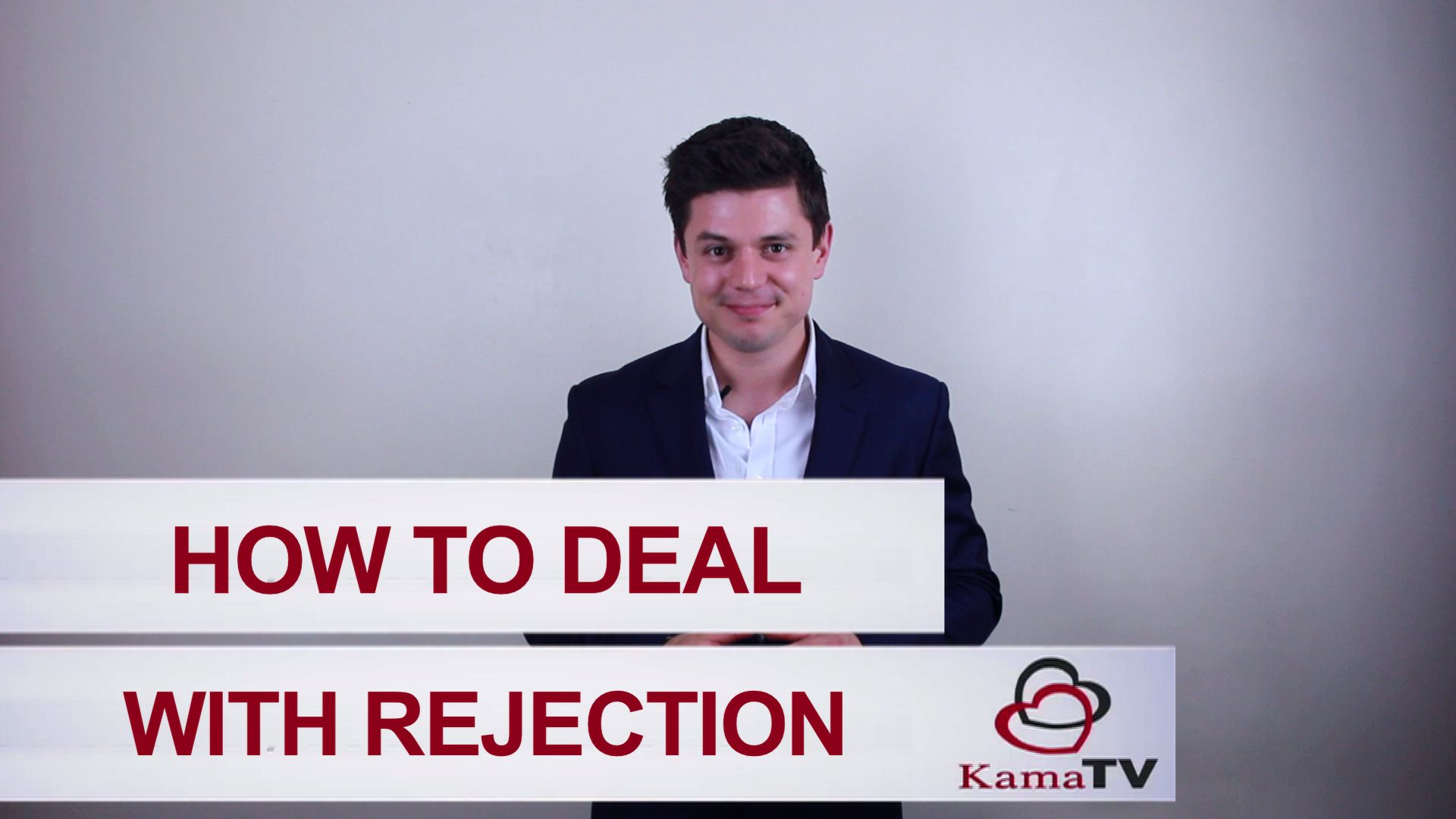 How to handle rejection from girls