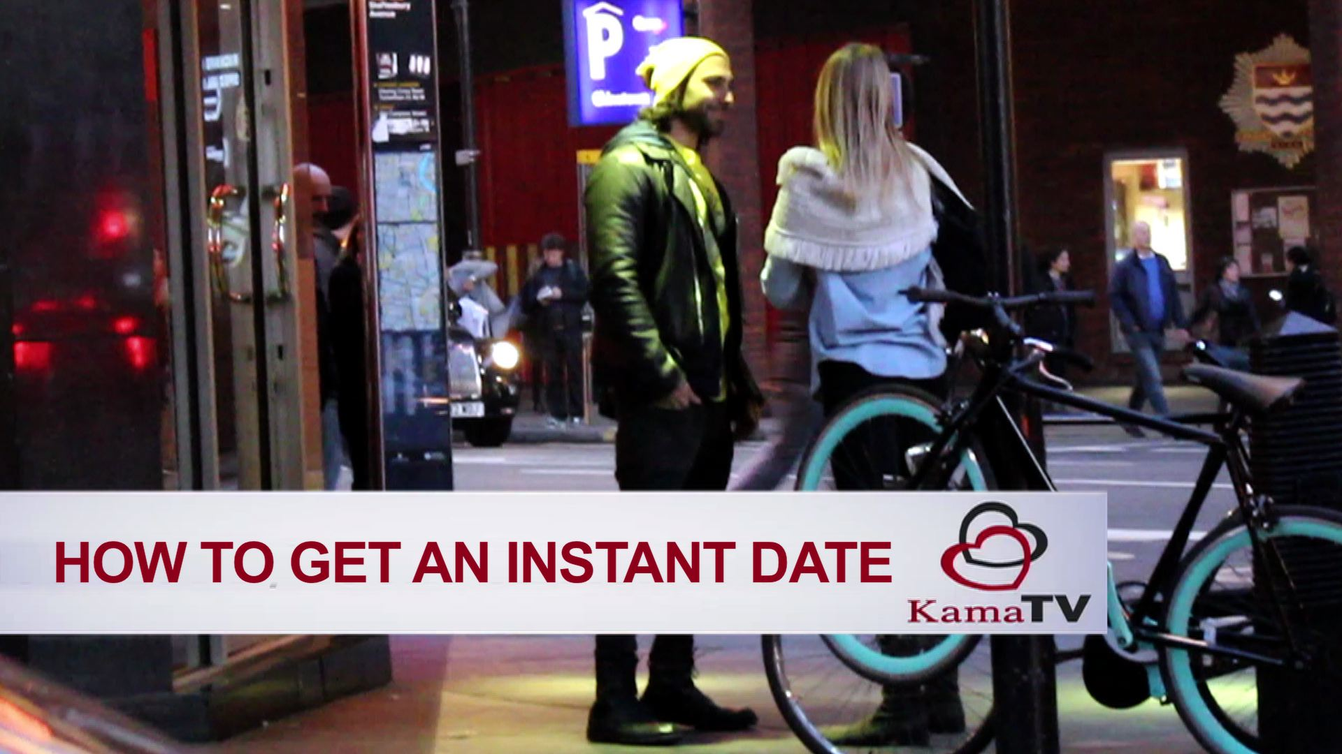 Instant date pickup