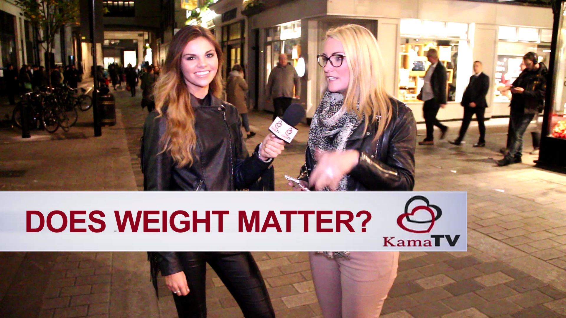 Does weight matter to girls