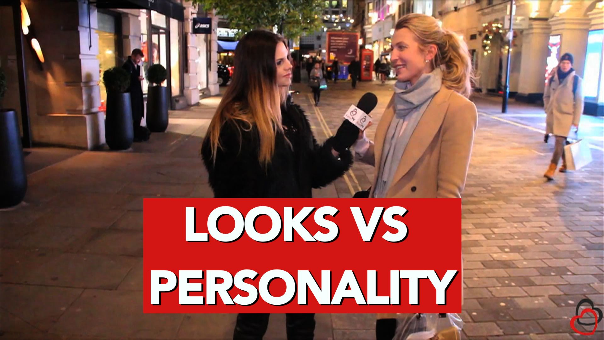 Looks vs Personality What do women want