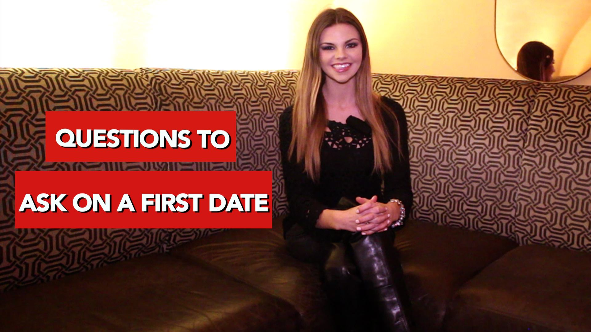 Online dating how to ask for a first date