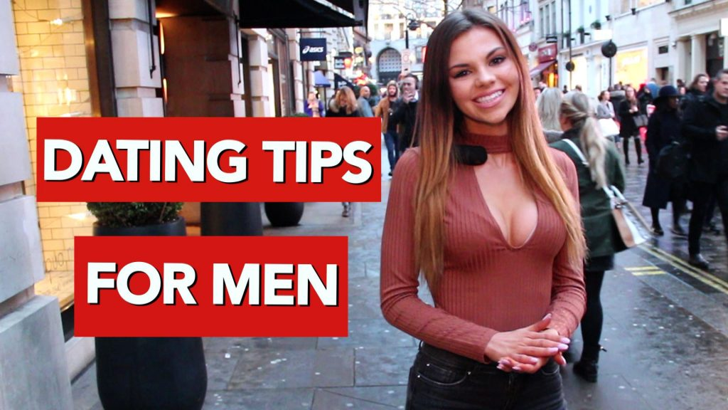 dating tip for man
