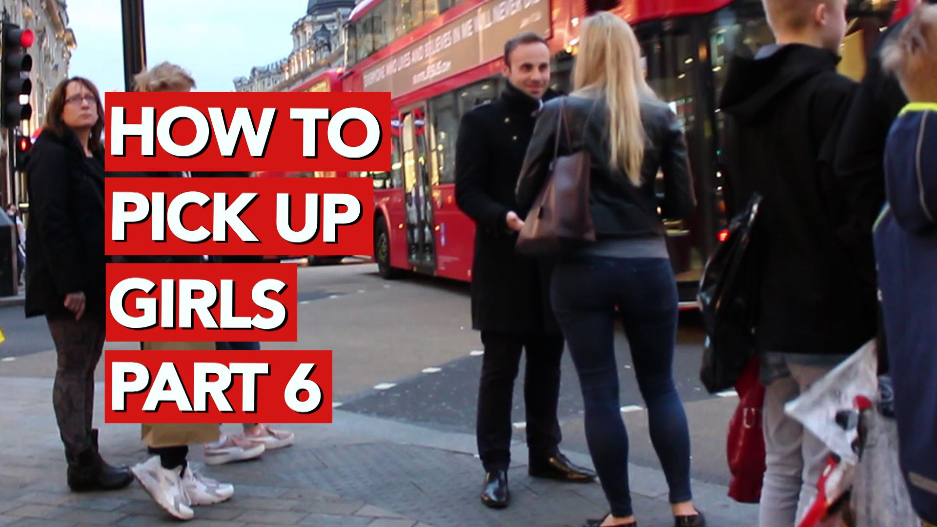 How to pick up girls
