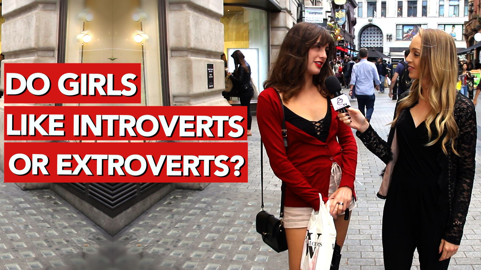 Do girls like introverts or extroverts