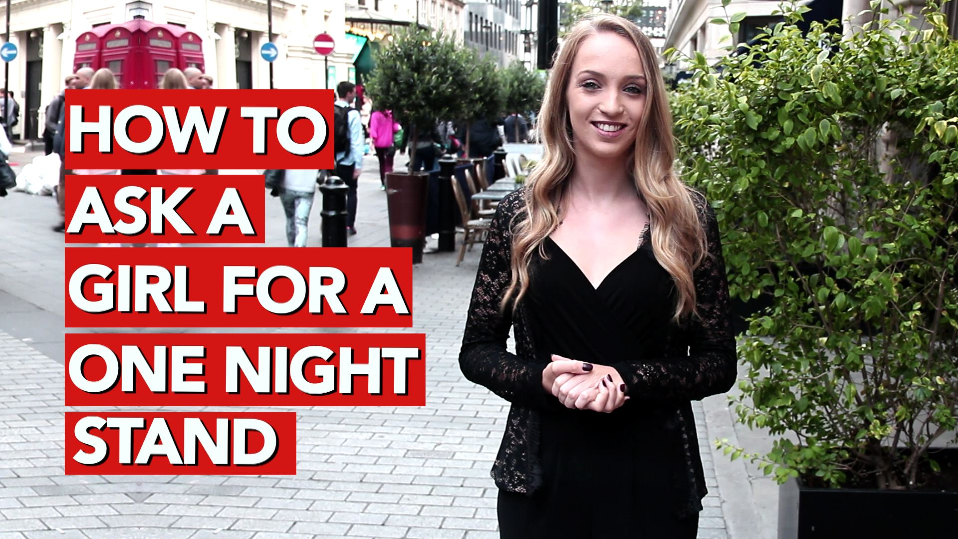 How To Find A One Night Stand