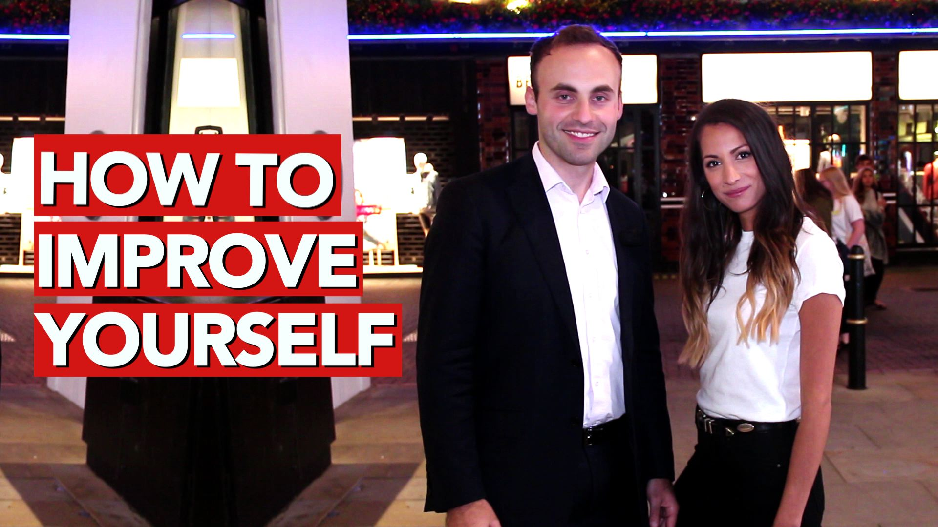 How to improve yourself in dating
