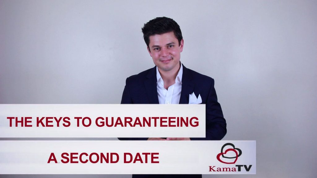 The Keys to Guaranteeing a second date