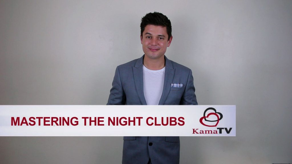 How to approach women in the club