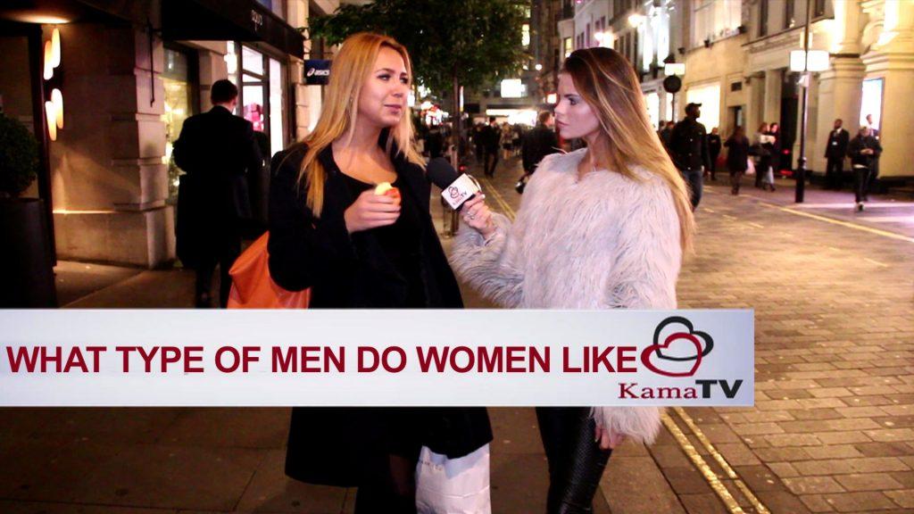What type of men do women like