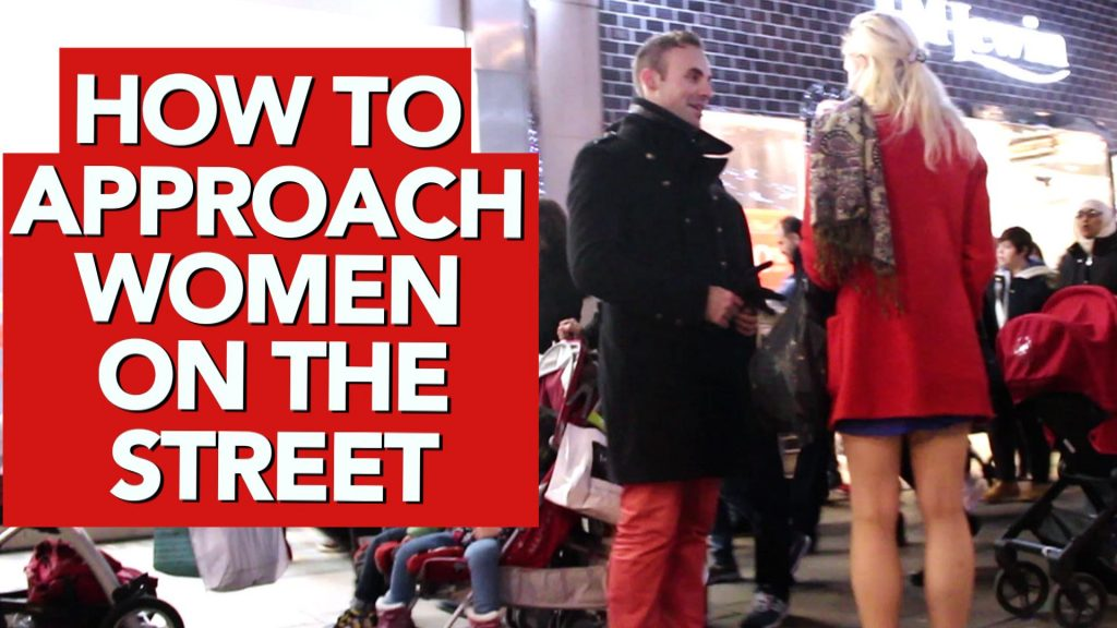 How to approach women on the street