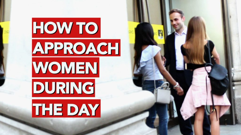 How to Approach Women During the Day2