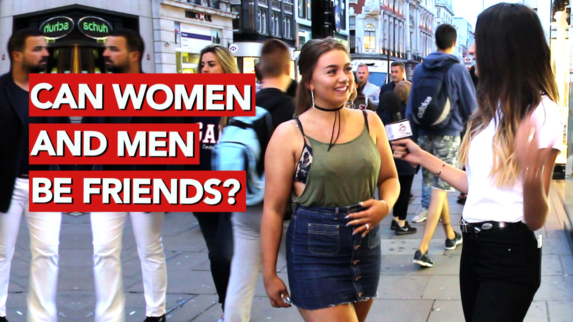 can women and men be friends