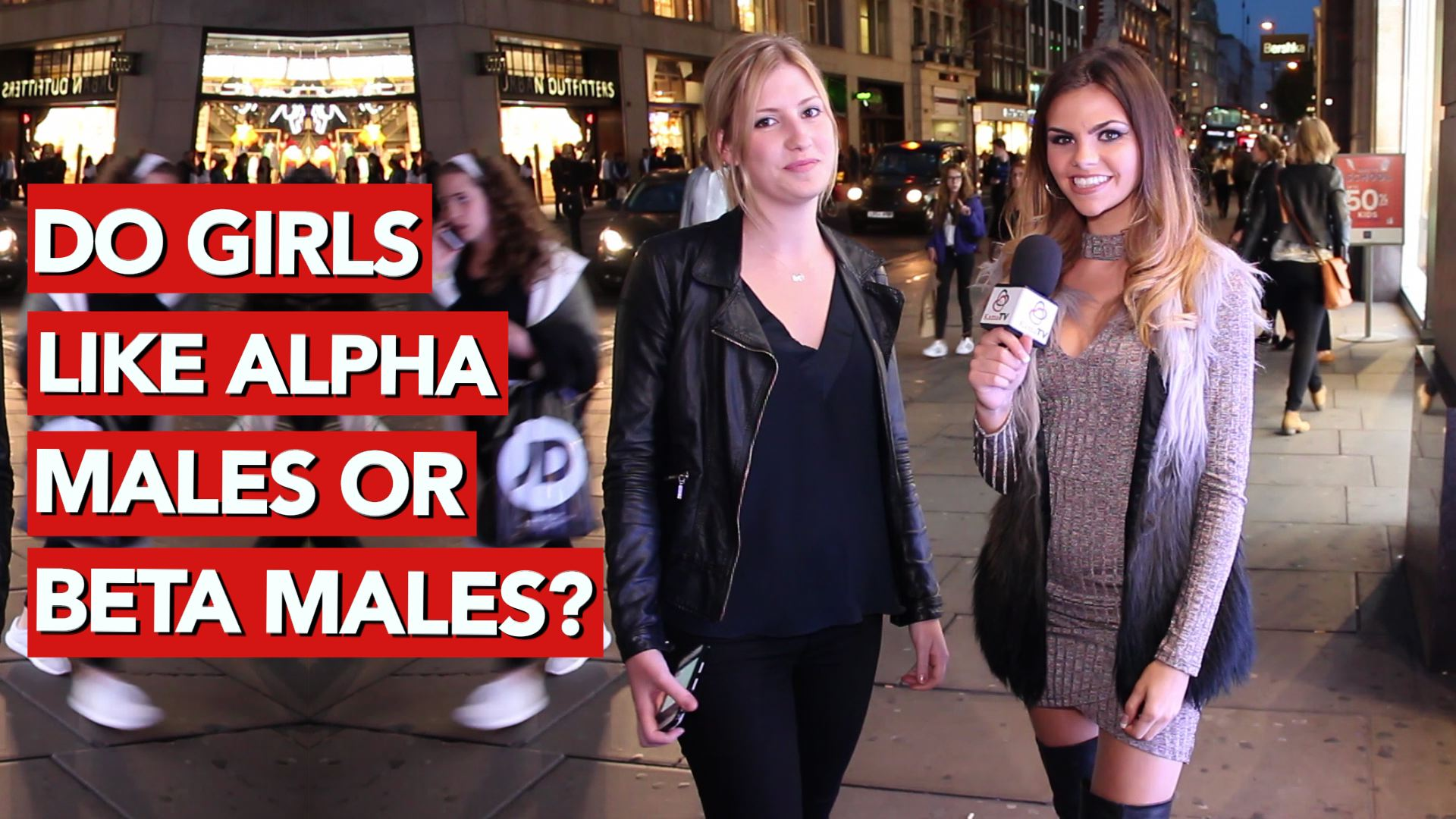 Do girls like alpha males or beta males
