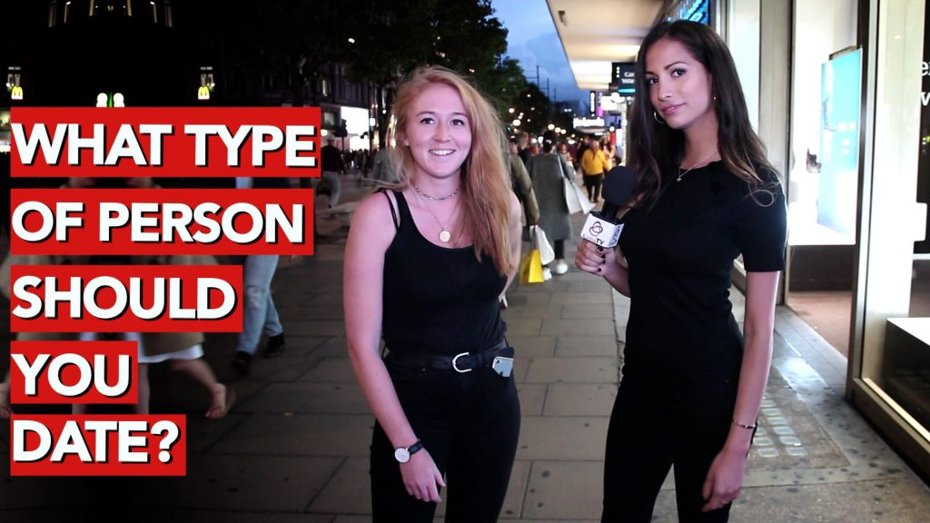 what type of person should you date