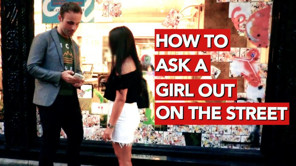 How to ask a girl out on the street