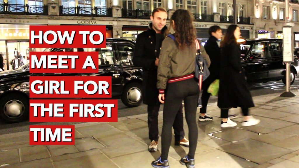 how to meet a girl for the first time