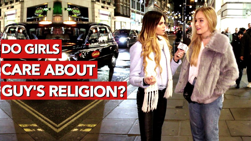 Do girls care about guys religion (1)