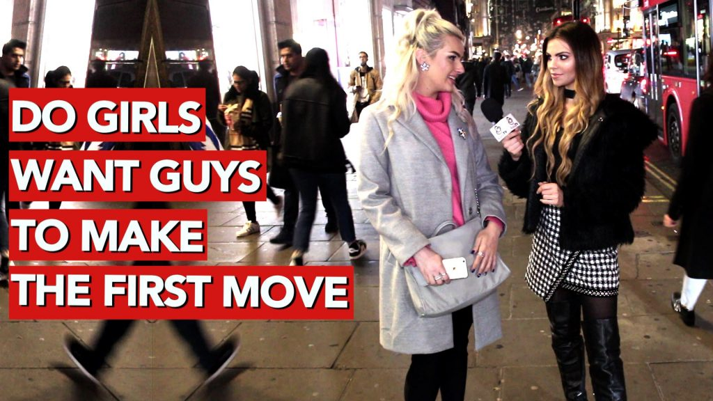 Do girls want guys to make the first move