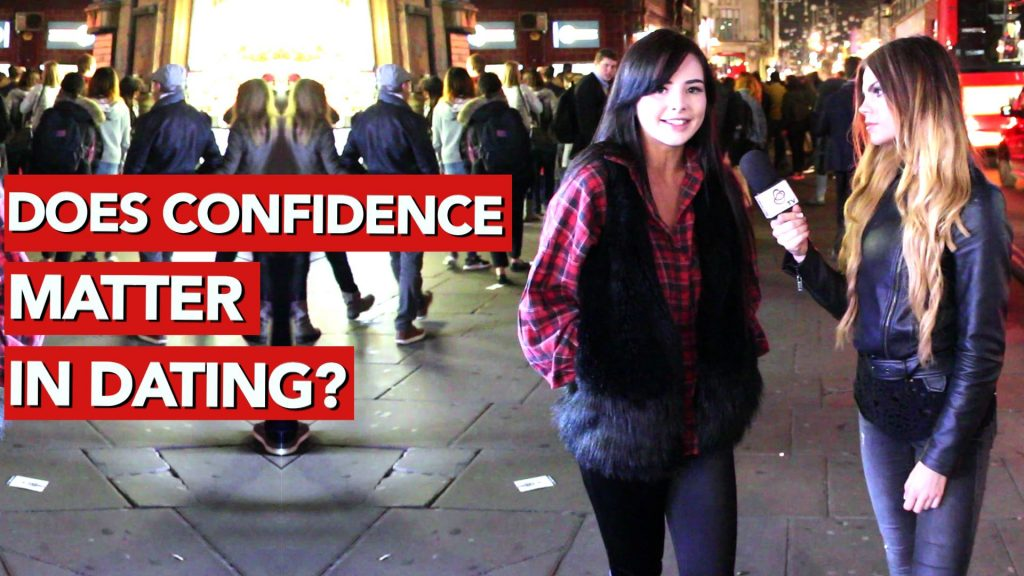 does confidence matter in dating