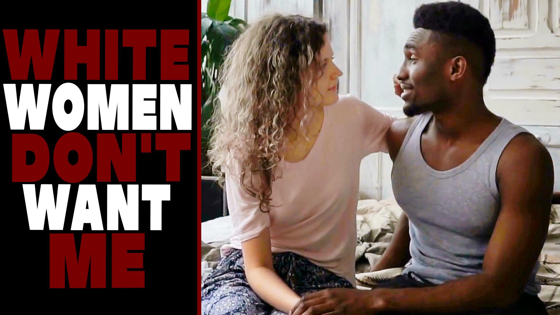 Why white girls date black guys